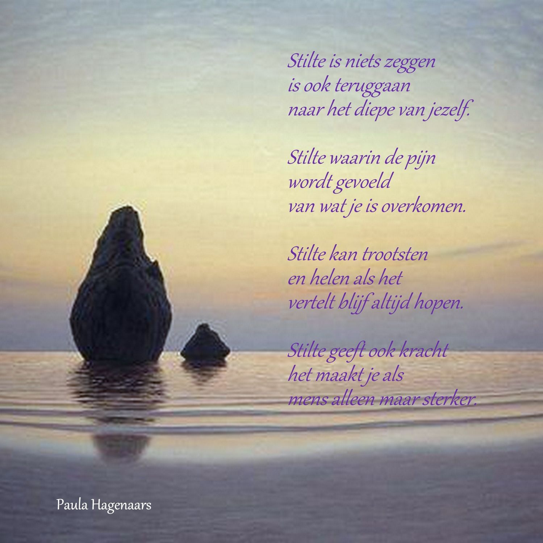 Citaten Over Stilte : Gedichten paula hagenaars om een glimlach of traan