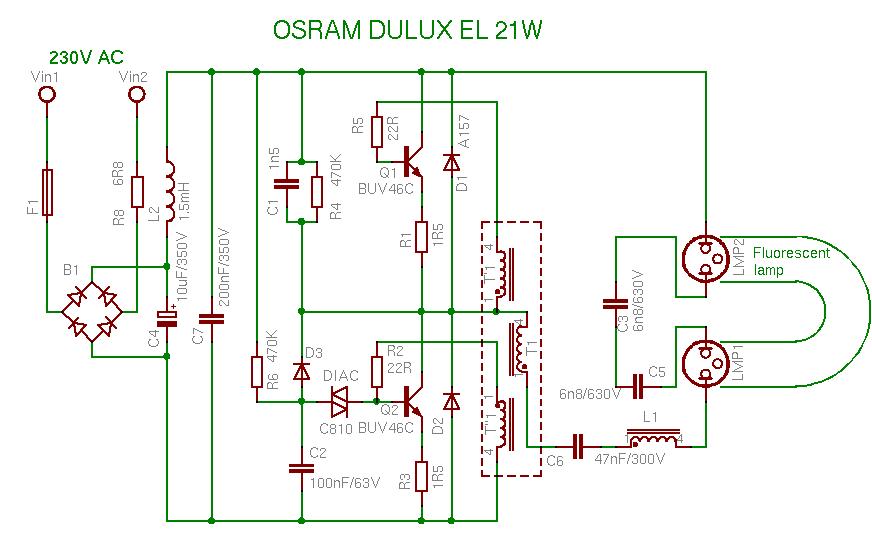low power lamp circuit - Buscar con Google