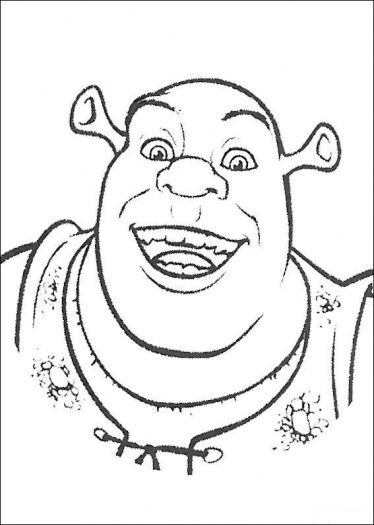 Picture Of Ogres Ogre Coloring Page Super Coloring Cartoon Coloring Pages Coloring Books Coloring Pages