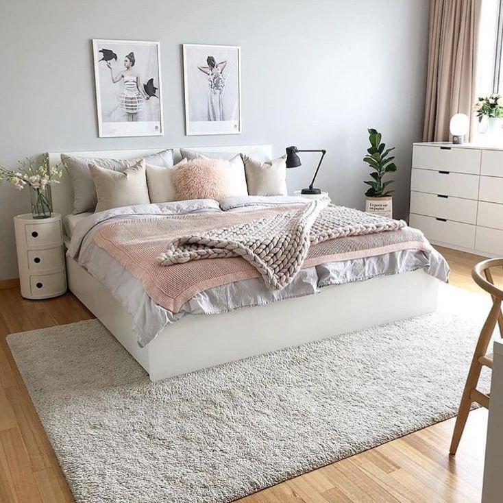 pin von amy kiss auf room ideas decoracion de cuartos matrimoniales diy decoraci n habitaci n. Black Bedroom Furniture Sets. Home Design Ideas