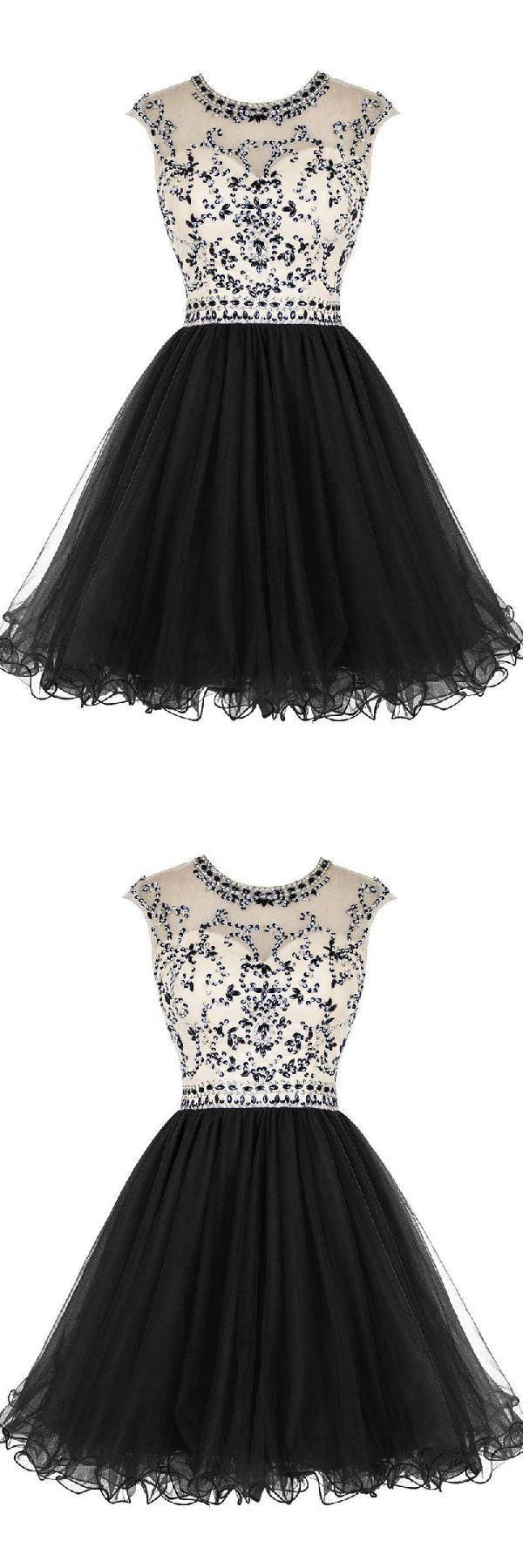 Prom dresses short sequin prom dresses black prom dresses