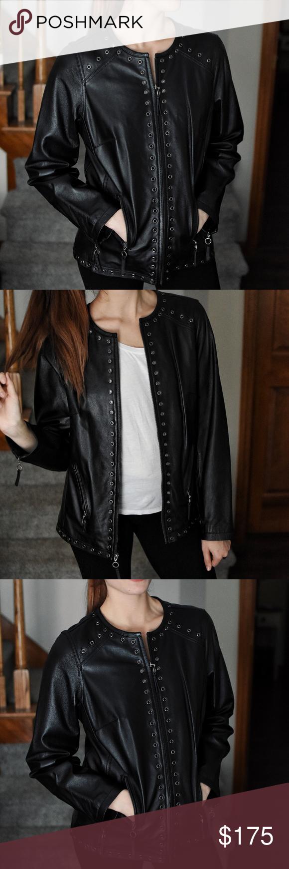 SALE! Bradley Bayou Genuine Leather Jacket Clothes