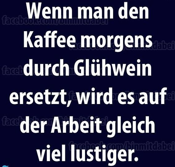glühwein | humor | Funny, Funny picture quotes und Funny Quotes