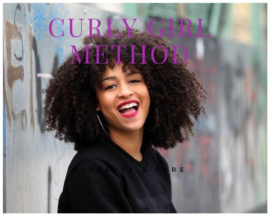 C Est Quoi La Curly Girl Method Nybeauty Care Cheveux Afro Cheveux Style De Cheveux