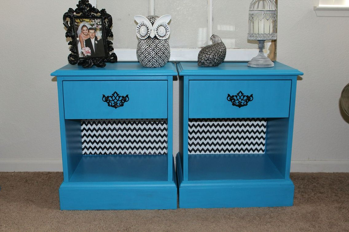Upcycled Night Stands