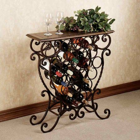 Wine Rack.  I need this for the new basement room.