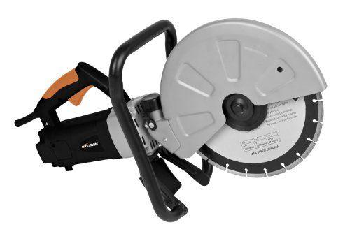 Evolution Disccut1 12 Inch Disc Cutter Orange Evolution Power Tools Http Www Amazon Com Dp B003k4fq6g Ref Cm Sw R Pi Concrete Saw Disc Cutter Circular Saws