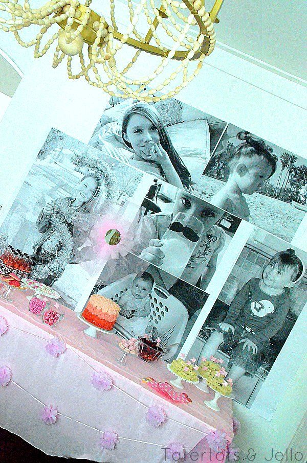 Make a giant photo wall using pictures printed on blueprint paper make a giant photo wall using pictures printed on blueprint paper malvernweather Image collections
