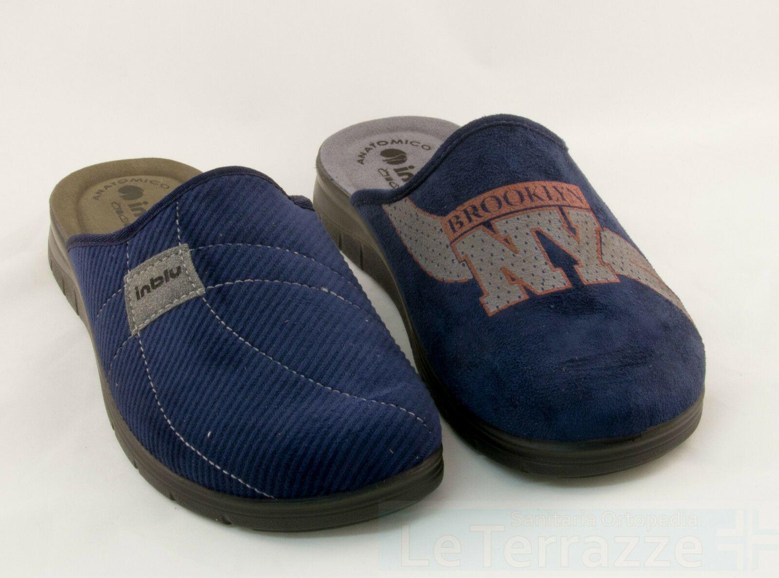 più tardi come acquistare molti alla moda Ciabatte inblu BG-14 BG-11 ciabatte sabout pantofole scarpe ...