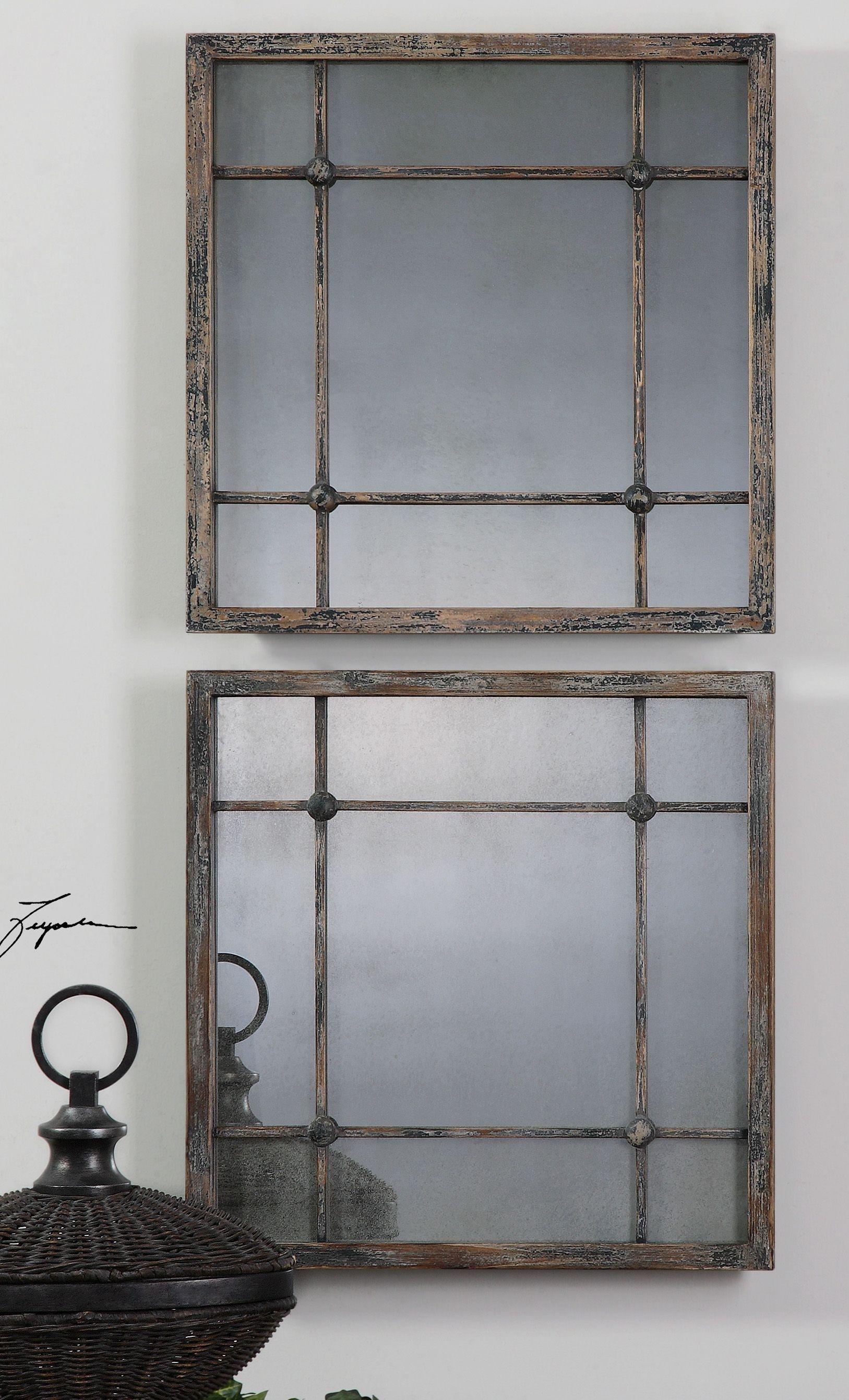 Wandspiegel-Set | Trend: Spieglein, Spieglein an der Wand ...