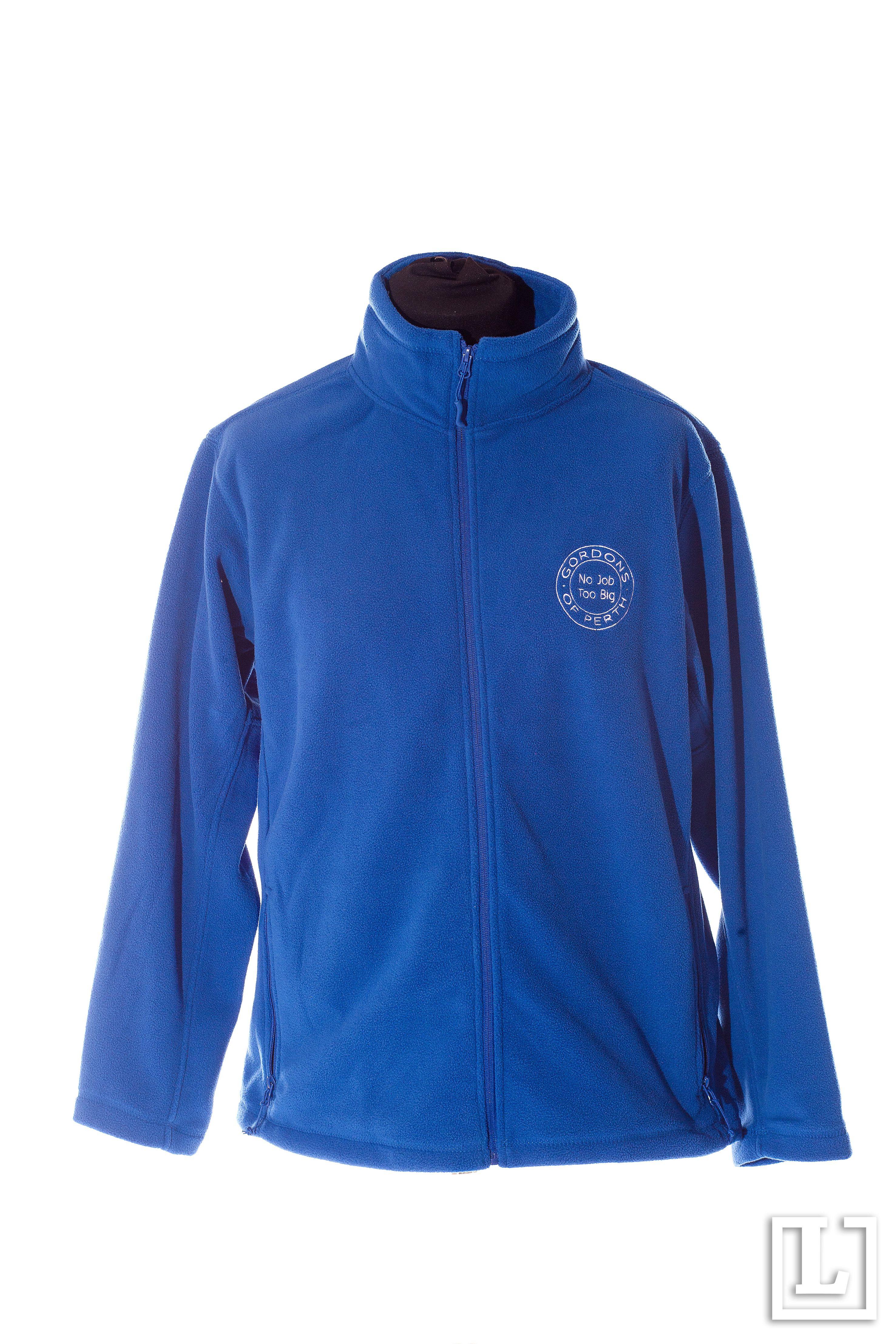 Custom Mens Summit Sweater Fleece Jacket