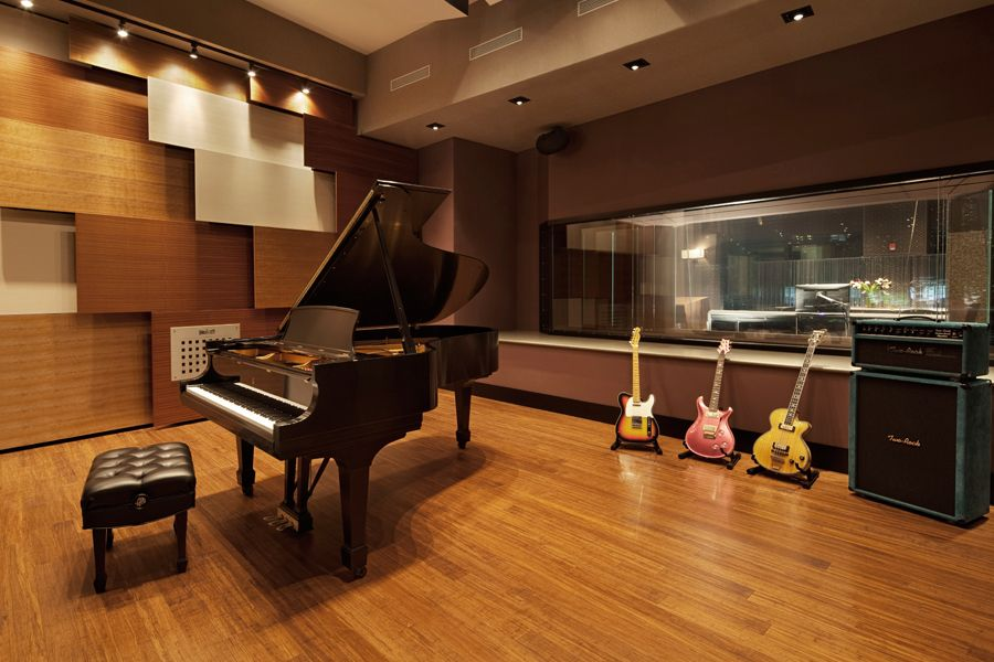Jungle city studios home acoustic products inspiration for The family room recording studio