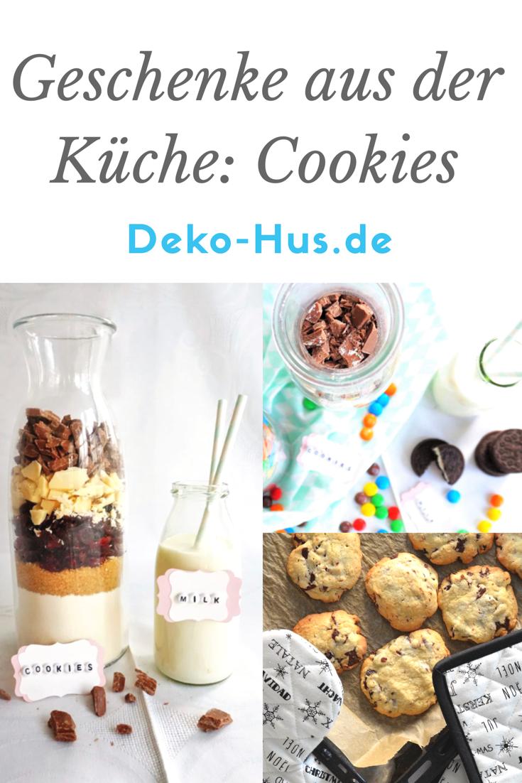 Photo of Mezcla para hornear en un vaso: Galletas con chocolate – Deko-Hus