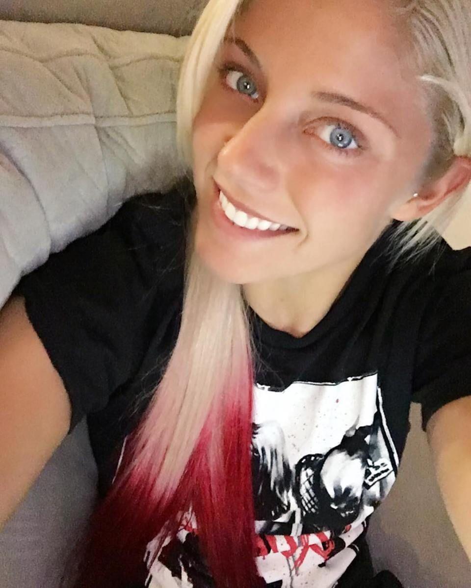 Alexa bliss gif hunt - Alexa Bliss Has The Sweetest Eyes Alexabliss Nxt Womenofwrestling