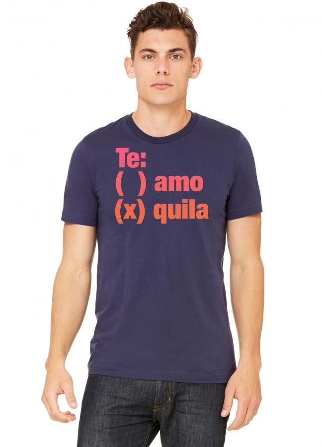 teamo taquila Tshirt