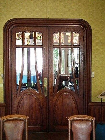 Villa Majorelle (Jika) - Nancy - 1901 1902 - La 1ère Maison