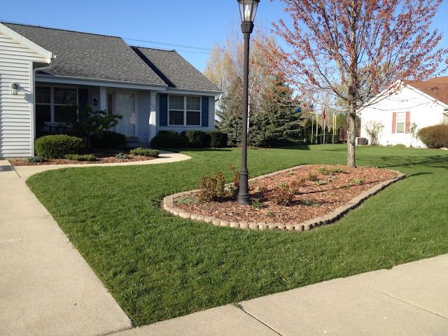 Knockout Roses Landscaping Ideas Front Yard Landscaping