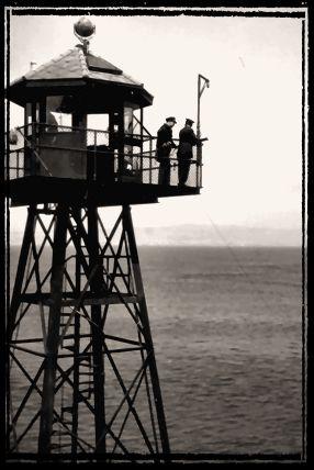 Guard Tower 1 Jpg Alcatraz Prison U S States