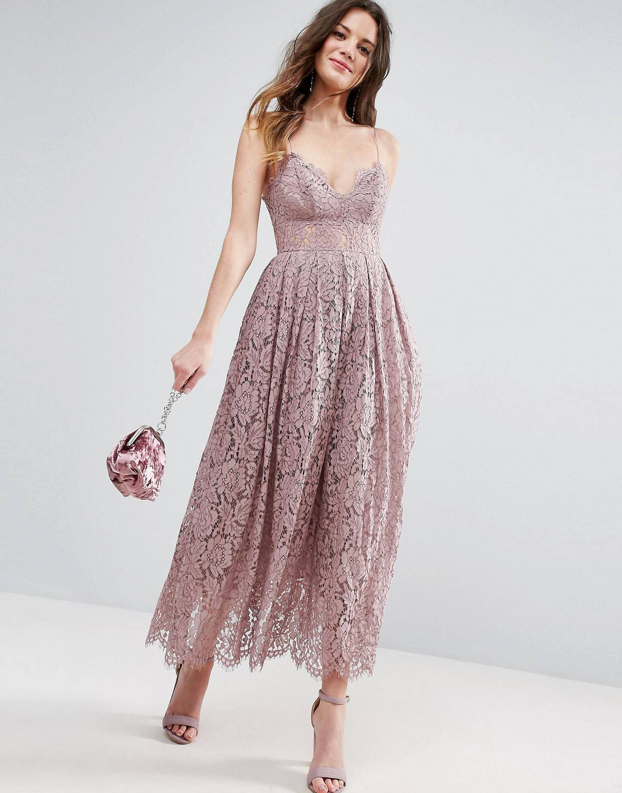 Love This From Asos Summer Dress Outfits Wedding Guest Outfit Summer Dress Trendy Dresses [ 1633 x 1280 Pixel ]