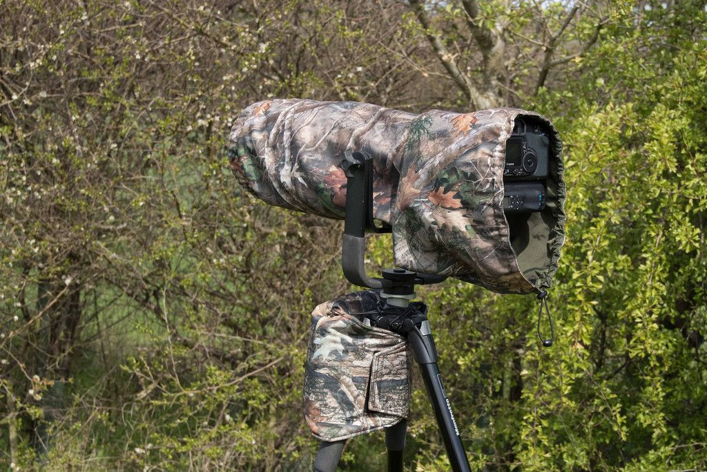 Nikon 600 F4 VR I & II True Timber KANATI Reversible Dual