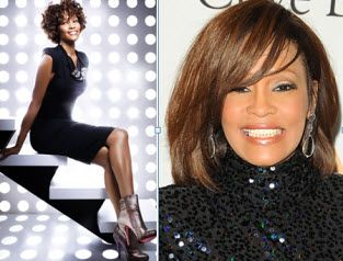 Whitney Houston Hairstyles Long Bob Haircuts Haircut Types Hairstyles With Bangs