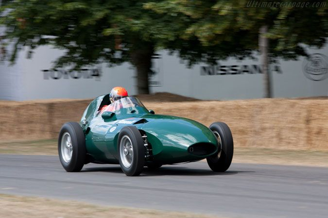 Classic Car For Sale Vanwall Ultimate Race Cars