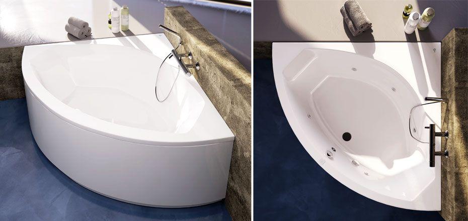 Bathroom - vasca angolare ideal standard | For My home | Pinterest ...
