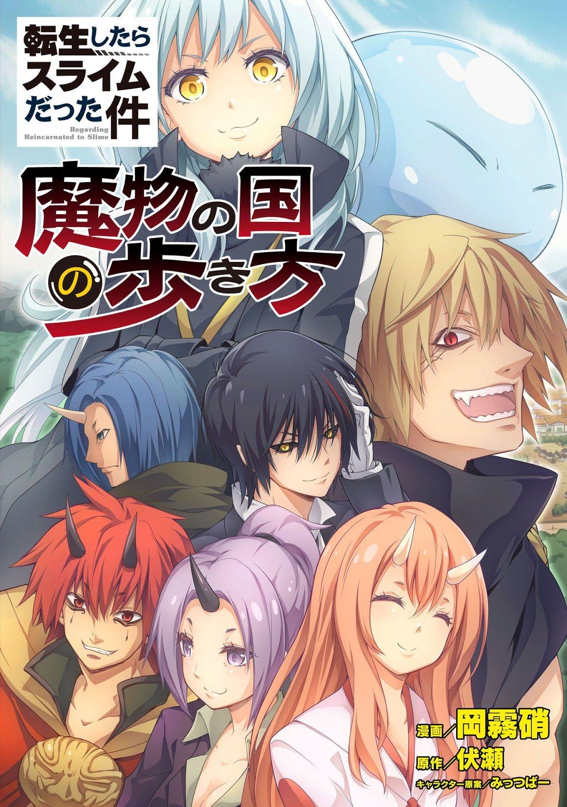 Manga Flash Raw Tensei Shitara Slime Datta Ken Manga