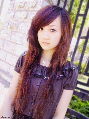 Asian emo girls