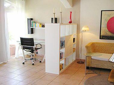 schreibtisch im wohnzimmer - google-suche   so solls mal werden