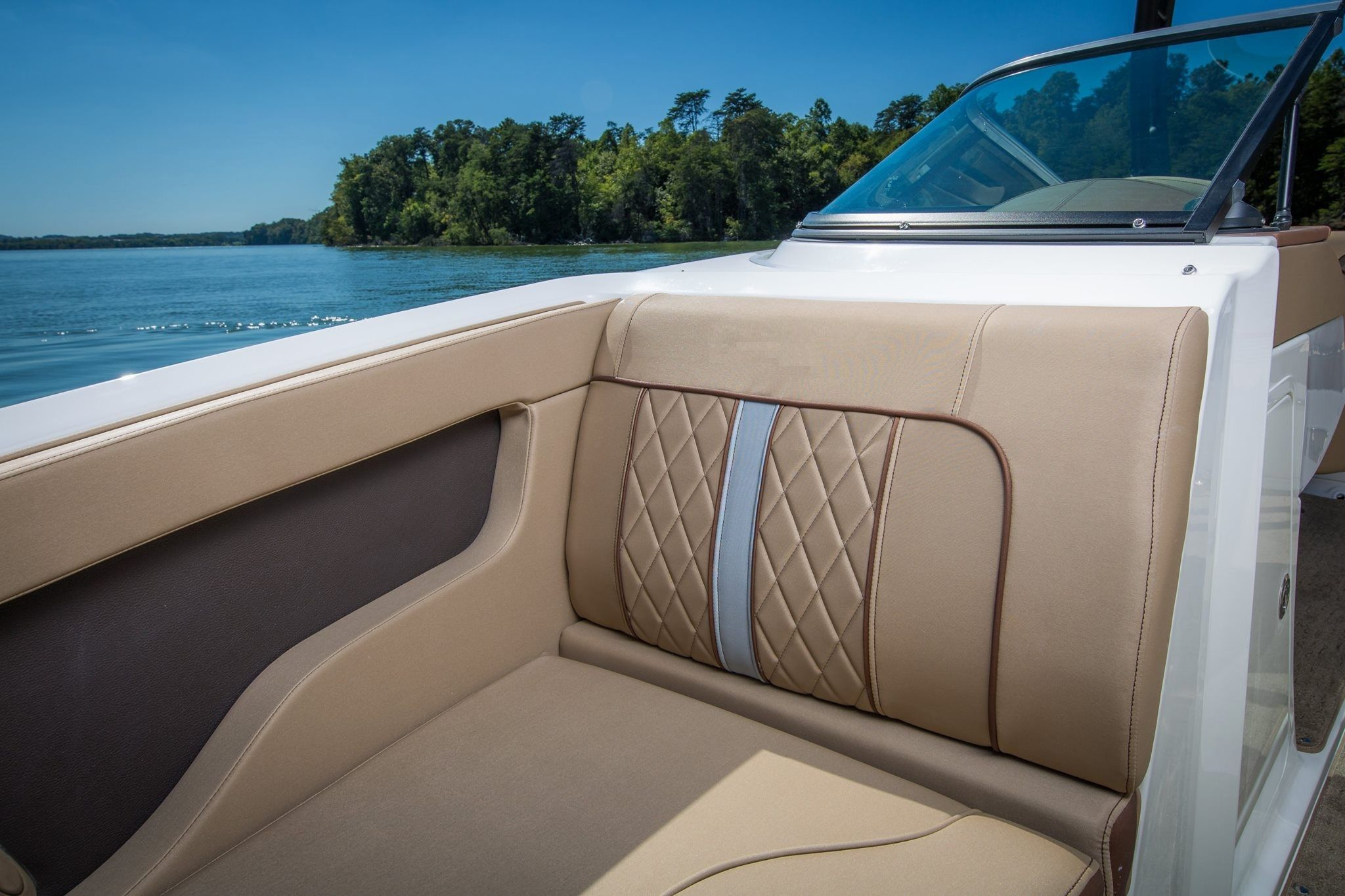 Upholstery, Tops, Covers and Flooring Boat upholstery