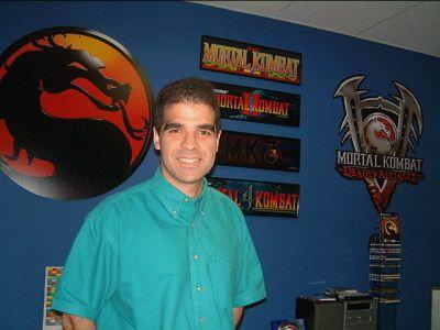 Ed Boon | Mortal Kombat Wiki | FANDOM powered by Wikia