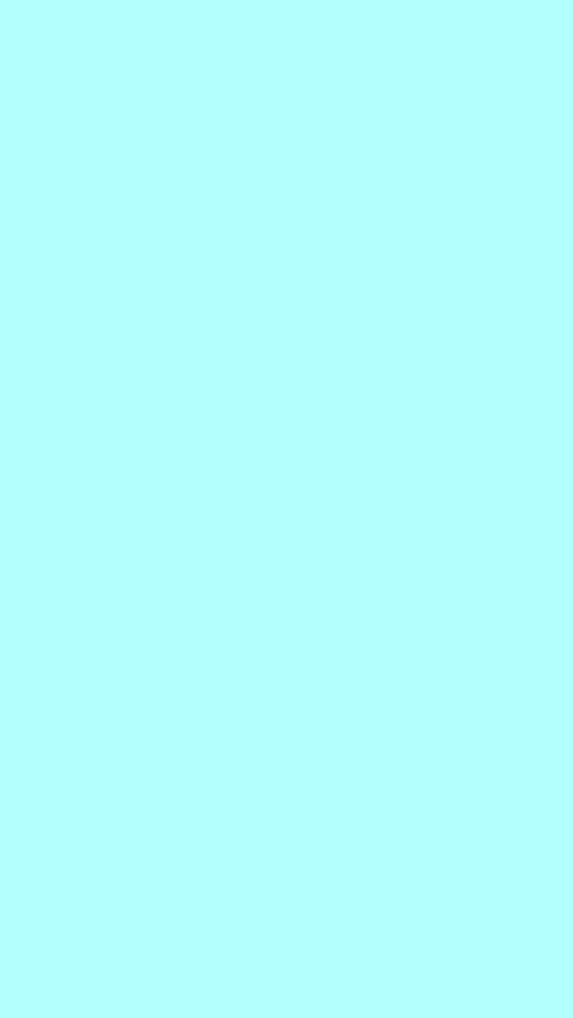 Iphone Backgrounds Wallpaper 640x1136 Celeste Solid Color Background
