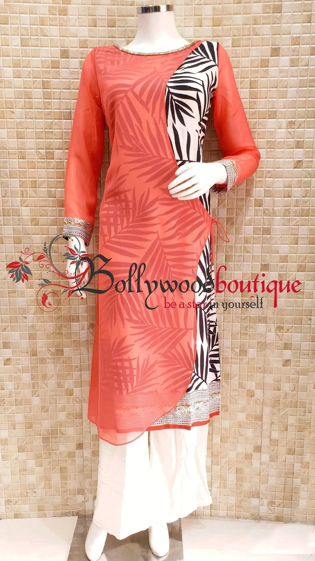 851a81c25b32 Designer Kurtis - Bollywood Boutique
