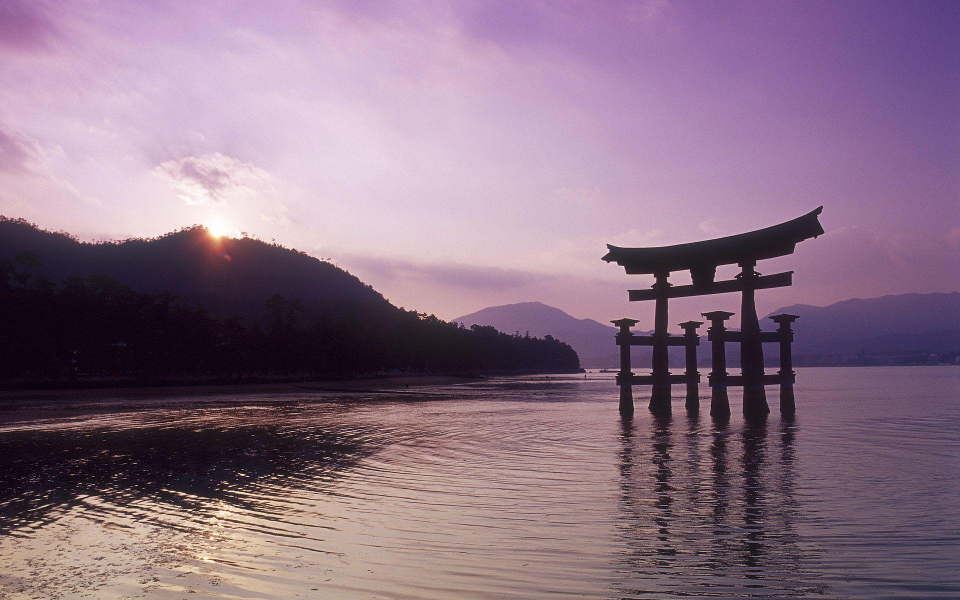 30 Amazing Windows 7 High Resolution Wallpapers Pack 1920 X 1200 Japanese Landscape Japan Landscape Scenery Wallpaper