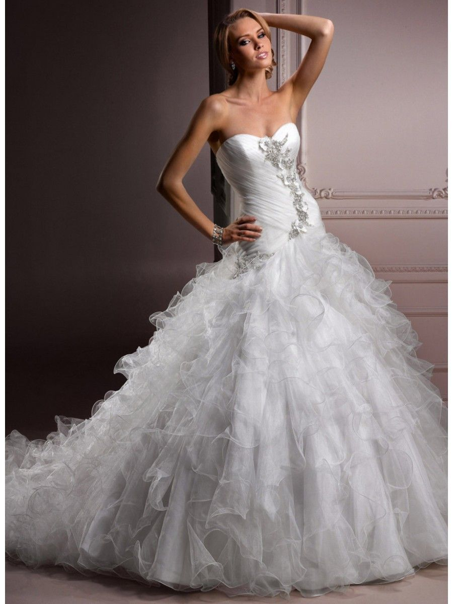 Really Pretty Wedding Dresses - Ocodea.com