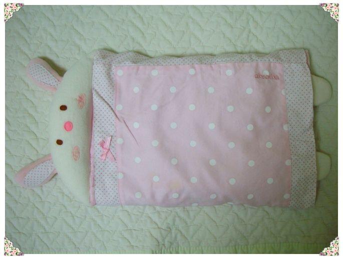우리 아기 생애 첫 베개 Absorba 위더 숯 베개 베개 아기