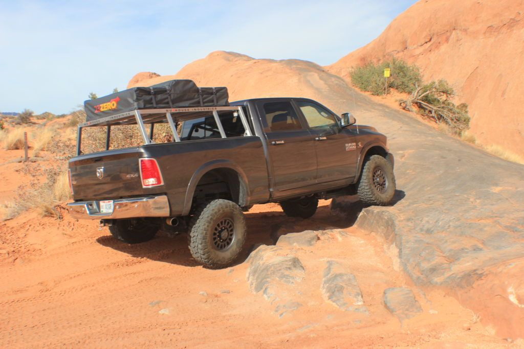 Nutzo Tech 1 Series Expedition Truck Bed Rack Nuthouse Industries Expedition Truck Trucks Top Tents