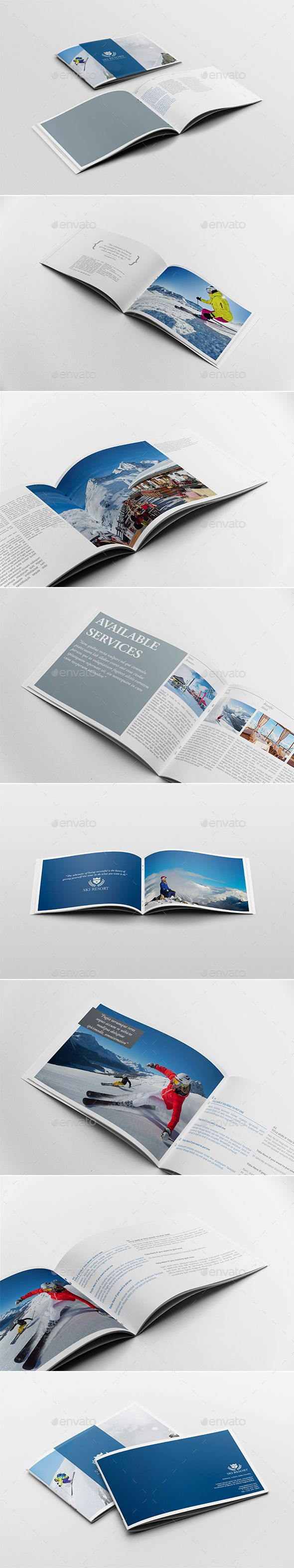 travel brochure guide template travel brochure brochures and ai