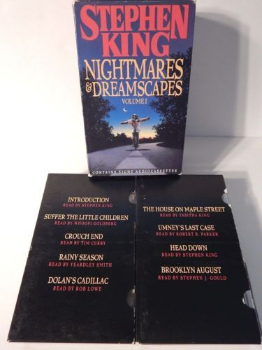 Stephen King Nightmares And Dreamscapes Vol 1 Short Story Collection