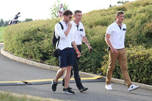 Jamie Dornan: nuevas fotos desde el evento To Witness D+D REAL Czech Masters 2015 (27 agosto)Full post here