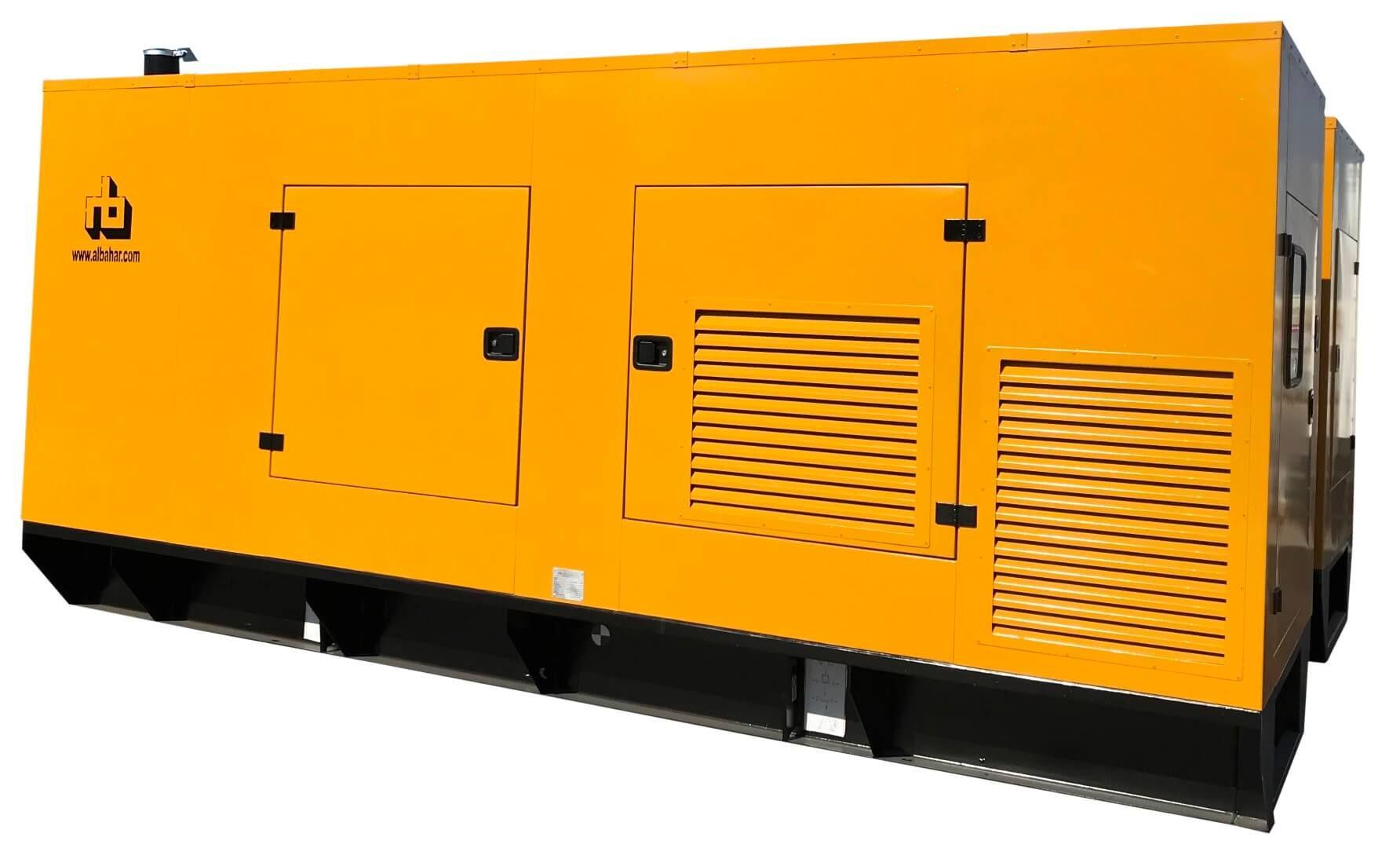 Generator Enclosure in UAE Enclosures, Air ventilation