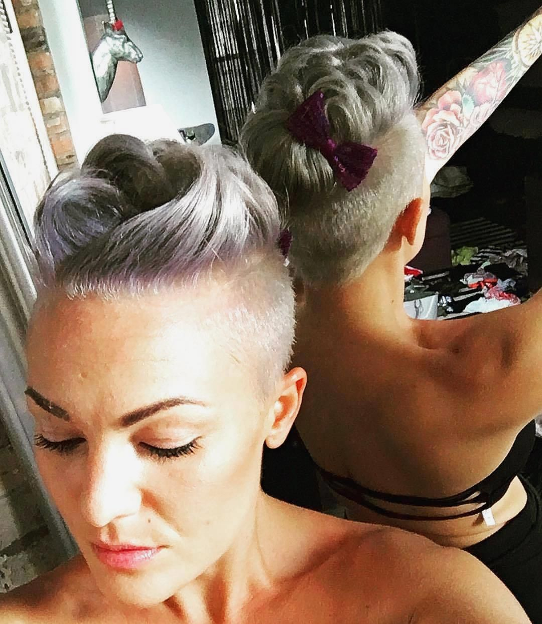 Pin On Short Hair Beauty