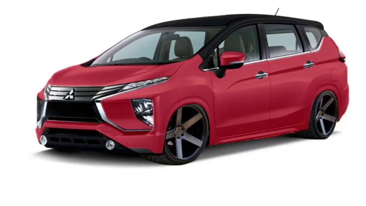 Modifikasi Mobil Xpander Ceper Modifikasi Mobil Mobil Aksesoris Mobil