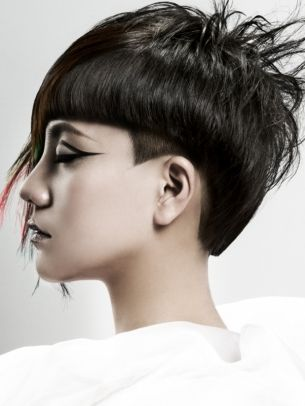 High Fashion Short Haircuts Yummy
