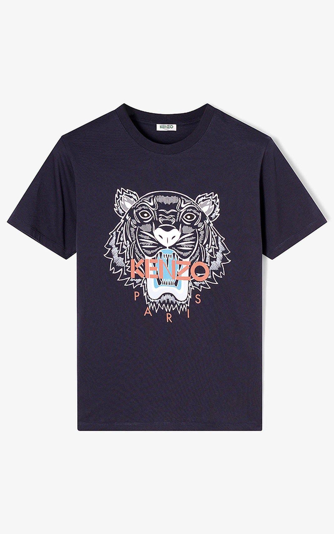 e7a46fe2 KENZO INK TIGER T-SHIRT. #kenzo #cloth # | Kenzo Men | Tiger t shirt ...