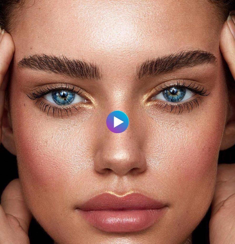8+ MAKEUP IDEAS FOR AUTUMN AND WINTER #glowymakeup  Makeup