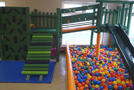 indoor playground basement - Google Search