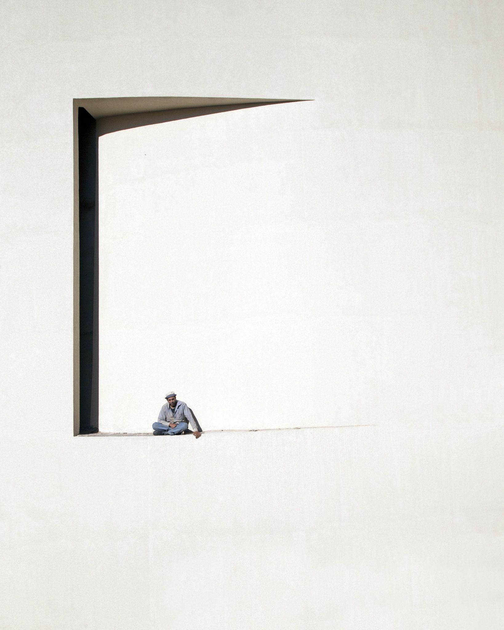 Place of the soul, photography by Serge Najjar