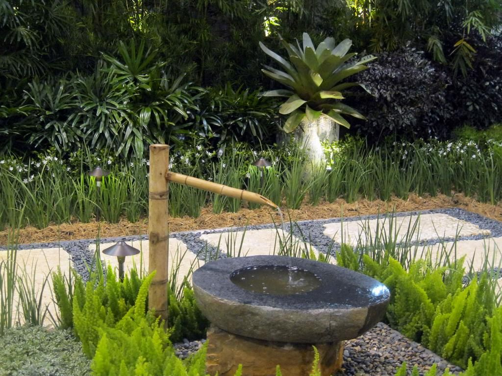 Zen garden design zen provided by cortada for Asian landscape design